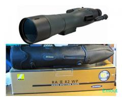SPOTTING SCOPE NIKON  RA III - 25x82