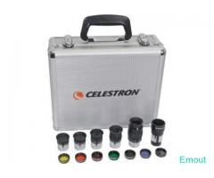 CELESTRON Kit Oculari e Filtri 31.8mm - 1.25""
