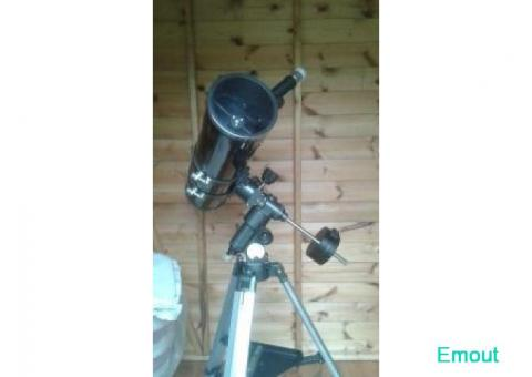 Orion Europa 150 reflector telescope